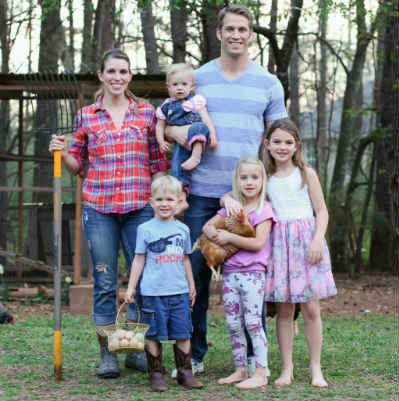 Dr. John Bartemus Of Functional Medicine Charlotte With His Family