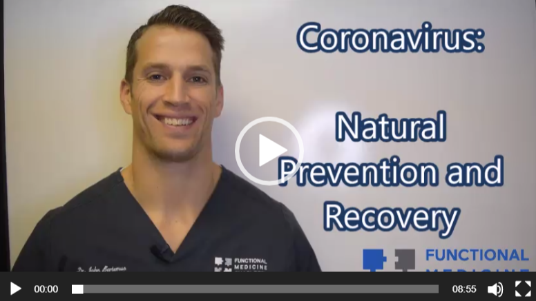 Coronavirus Cure - Natural Strategies for Prevention and Recovery