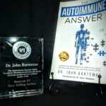 The Autoimmune Answer by Dr. John Bartemus is an International #1 Best Seller on Amazon
