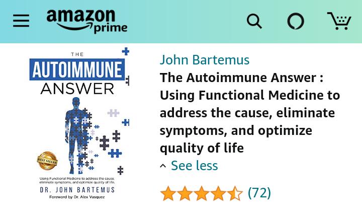 the autoimmune answer